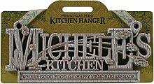 Küche Kleiderbügel Küche Plaque-Michele