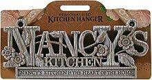 Küche Kleiderbügel Küche Plaque-Nancy