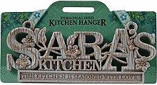 Küche Kleiderbügel Küche Plaque-sara