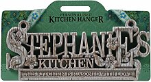 Küche Kleiderbügel Küche Plaque-Stephanie