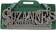Küche Kleiderbügel Küche Plaque-Suzanne