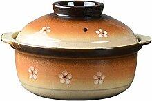 KüChe Kochgeschirr Keramik-Eintopf