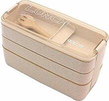 Küche Kunststoff Mikrowelle Lunchbox im Freien