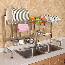 Küche Lager Edelstahl-Küche-Schüssel Obstkorb
