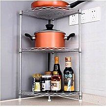 Küche lagerregal, küche dreieck lagerregal rack