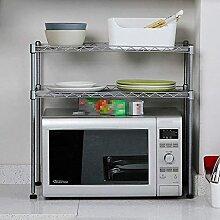 Küche Metall 2-stöckiger Backofen Backofen