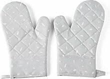 KüChe Mikrowelle Handschuhe Home Verdickte