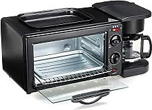 KüChe Mini Toaster Backofen 9L Mikrowelle,