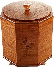 Küche Mülleimer Hochwertige Vintage Holz