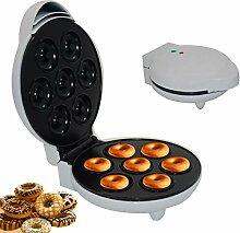 Küche Multifunktion Donut-Maschine, 1200W Faltbar