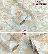 Küche Ölofen Kabinett Aufkleber Mit Hoher Temperaturbeständigkeit Selbstklebende Wasserdicht Badezimmer Renovierung Haushalt Bad Fliesen Wand Aufkleber, Lattice, 60 Cm*5 M