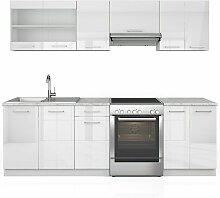 Küche Raul Küchenzeile Küchenblock Einbauküche