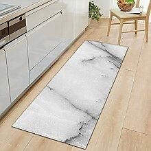 Küche rutschfeste Saugfähigen Marmor Gemusterten