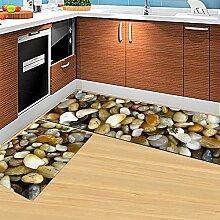 Küche Rutschfester saugfähiger Teppich mit