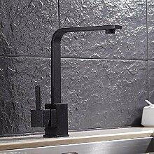 Küche Schwarz Farbe Wasserhahn Badezimmer