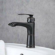 Küche Schwarz Lack Becken Wasserhahn Bad Kupfer