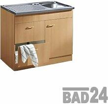 Küche-Spülenschrank/ Mehrzweckschrank 100x50