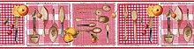 Küche Tapete Bordüre b591536