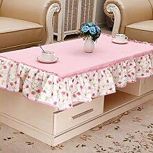 Küche Tischdecke Tisch Tischdecke Tischdecke Tisch Tischdecke Tischdecke Kleine Blumendecke Stoff ( Farbe : J , größe : 90*140cm )
