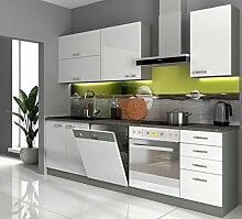 Küchenzeile 240 günstig online kaufen   LionsHome