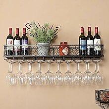 Küche Wandbehang Weinregal Hängende Becherhalter