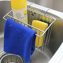 Küche Waschbecken-Caddy, peleustech Edelstahl