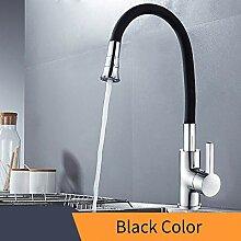 Küche waschbecken Wasserhahn mit Chrom farbe