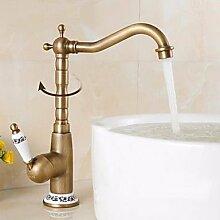 Küche Wasserhahn-Antik Messing Antik Bar