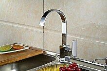 Küche Wasserhahn heiß und Kalt Waschbecken