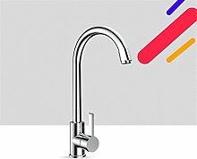 Küche Wasserhahn Kaltwasser Armatur SteckplatzSie können die Mischbatterie drehen,Classic2