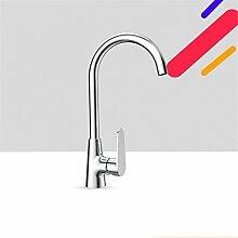 Küche Wasserhahn Kaltwasser Armatur SteckplatzSie können die Mischbatterie drehen,Classic1.
