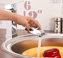 Küchen Armatur Wasserhahn Herausziehbar Massiv DVGW* W84