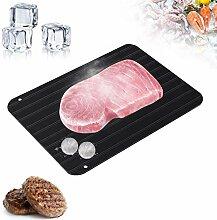 Küchen Auftauen Tray Plate Board Fast Defrosting