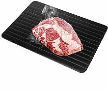 Küchen Auftauen Tray Plate Board - Schnelles