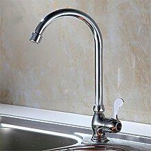 Küchen-Mischbatterie GQLB Waschbecken Wasserhahn