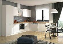 Küchen Preisbombe - Eckküche Eko White 310x230