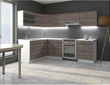 Küchen Preisbombe - Eckküche Küche Dave 170x250