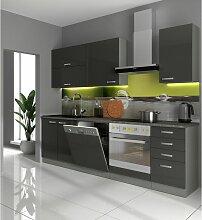 Küchen Preisbombe - Küche Bianca Basic II 240
