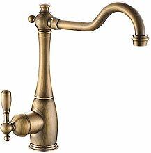 Küchenarmatur Antike Bronze/Chrom/Gold Wasserhahn