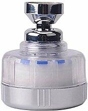 Küchenarmatur Belüfter 360-Grad-Drehung