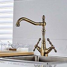 Küchenarmatur Bronze Kupfer Für Kaltes Und