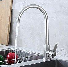 Küchenarmatur Edelstahl Kran Mischer Wasserfilter