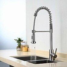 Küchenarmatur - Einhand-Einloch-Loch mit Öl