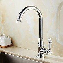 Küchenarmatur Einhand-Wasserhahn 360 drehbare