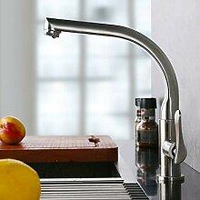Küchenarmatur einzigen kalten wasserhahn 304