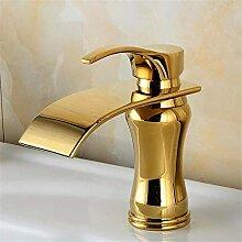 Küchenarmatur Europäische Kupfer Bad Waschbecken
