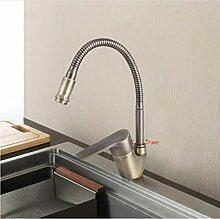 Küchenarmatur für Kalt- und Warmwassermischer,