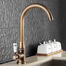 Küchenarmatur gold waschbecken wasserhahn heißes