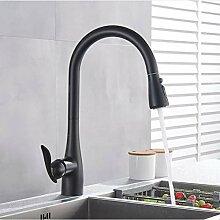 Küchenarmatur heißes und kaltes wasser