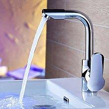 Küchenarmatur kann gedreht werden Wasserhahn alle